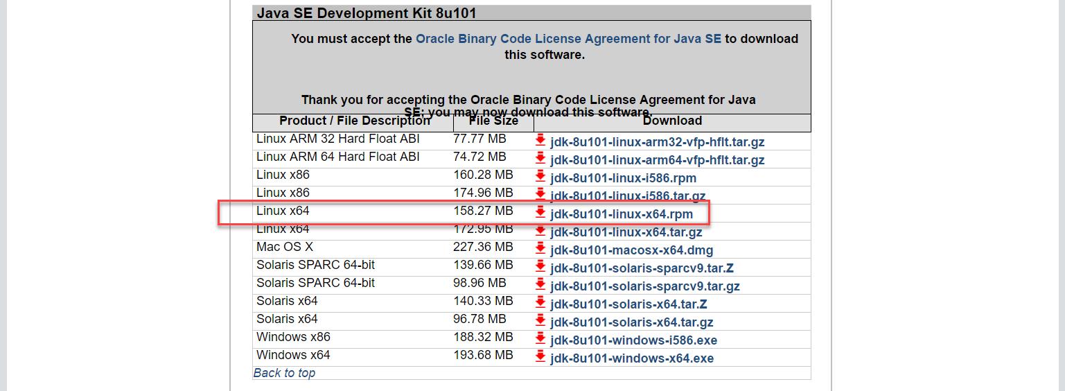 Docker OBIEE12c from scratch: download Oracle JDK